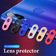 Terug Camera Lens Protector Guard Voor Xiao mi mi 9 8 se mi X 3 mi 9 mi 8 op rode mi K20 7 note 7 pro Note7 Achter Metalen Ring Case Cover(China)