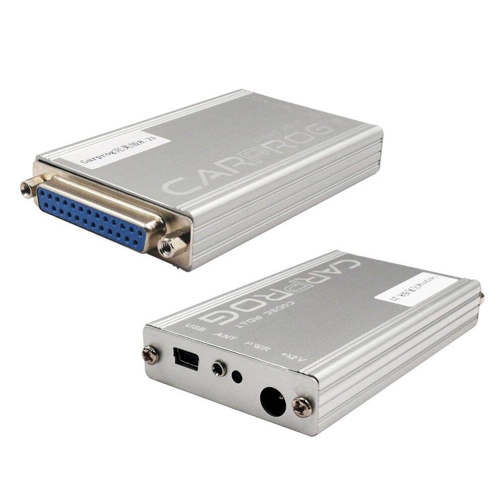 Image 3 - DHL Carprog V8.21 Online Version Auto Repair Tool Full Set Car  Prog Firmware 8.21 Ecu Chip Tuning Tool Better Than Carprog 10.93Code  Readers