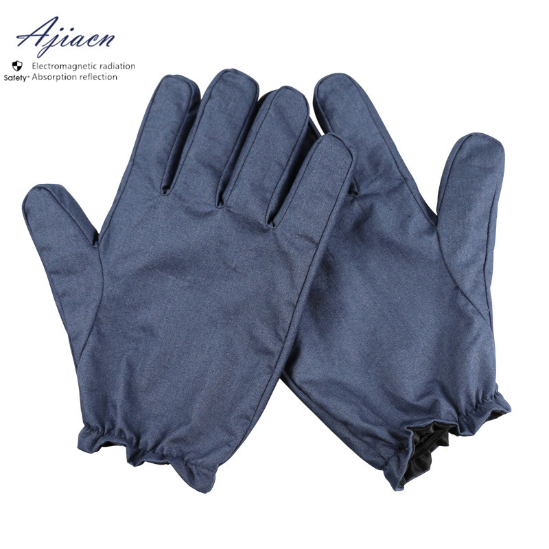 New Arrivals Electromagnetic Radiation Protective Gloves WIFI, Mobile Phone, Computer, TV EMF Shielding Unisex Gloves