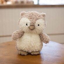 Cute Little Animal Doll Cartoon Plush Doll Children Plush Toy Gift Cute Fun Soft Doll Cushion Sofa Pillow Gifts Xmas Gift