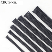 18-20mm Cable-Sleeve Protection-Cable 10M 6 Black 4 PET 12-15