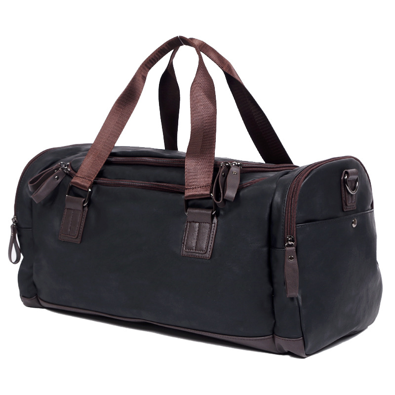1PCS Men's Single Shoulder Bag Oblique Span Portable Single Shoulder Large Capacity Multifunctional Leisure Travel Bag