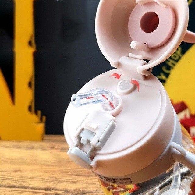 حار زجاجة رضاعة للأطفال مكافحة المغص الهواء تنفيس واسعة الرقبة الطبيعية التمريض زجاجة تستخدم في الرضاعة للرضع BPA الحرة 270 مللي الطفل زجاجات منتجات العناية الشخصية 2