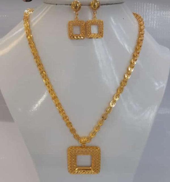 Wando Dubai Jewelry Sets...