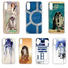 Luxury Phone Case For Huawei Mate 30 Pro Lite 20s NOVA 6 SE 5 P40 p30 lite Honor V30 20 Pro Bb8 Bb 8 R2d2 Robot Pastel(China)