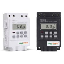 Programmable Relay Controller Electronic-Timer Weekly Digital TM616W-4 220V And 30A High-Quality