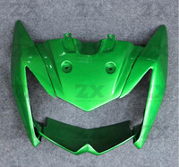 Motorcycle Fairings For Upper Front Head Fairing Cowl Nose Cowl For kawasaki Z1000 2007 2009 compression sukz1000