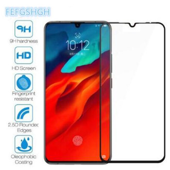 Перейти на Алиэкспресс и купить Защитная пленка на весь экран для lenovo Z6 Youth Edition из закаленного стекла для lenovo Z6 Pro 5G