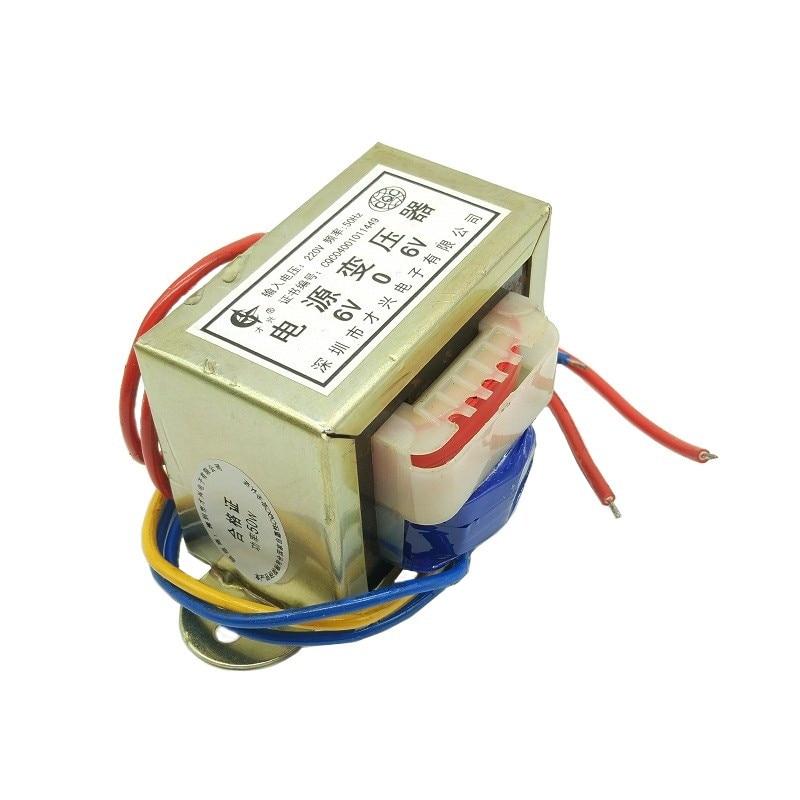 Image 4 - transformador 50W power audio transformer input 380V220V to AC 6V9V12V15V18V24V30V36V110V single double AC transformerTransformers   -