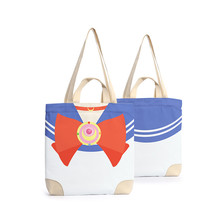 Sailor Moon Tsukino Usagi Shoulder Bag Handbag Cute Nylon Animal Tote Satchel Purse Anime Cosplay Bags Women Girls Gift(China)