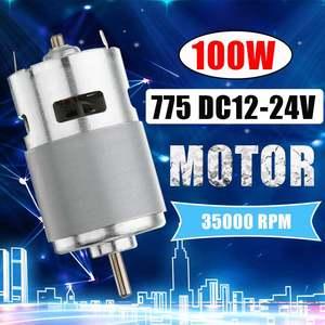 775 DC Motor DC 12V-24V Max 35