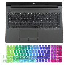 Notebook pc 250 polegadas para computador hp, teclado para laptop e pc de 250, g6 255 g7 256 g6 258 g6 15.6 g7 capa protetora(China)
