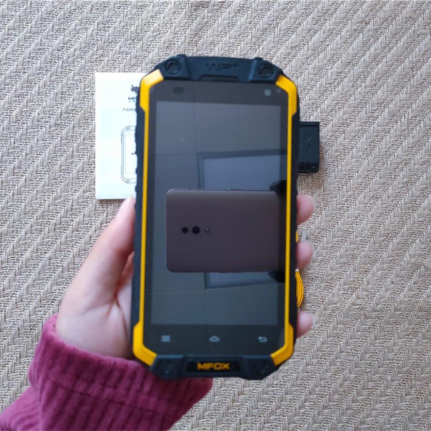 MFOX J5 Android Smartphone Waterproof Anti-dust 3G WCDMA 1GB 16GB WIFI MTK6589 Quad Core 8MP Cheapest Mobile Phones PK W83 F605