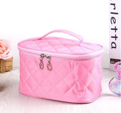 Large Capacity Cosmetic Case Makeup Bag Wash Bag Women Portable Bag Toiletry Storage Waterproof Travel Bags Female Tote