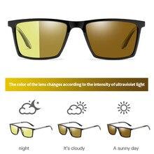 Мужские очки ночного видения Поляризованные видения Nocturna женские антибликовые линзы желтые солнцезащитные очки для вождения ночного видения очки для автомобиля
