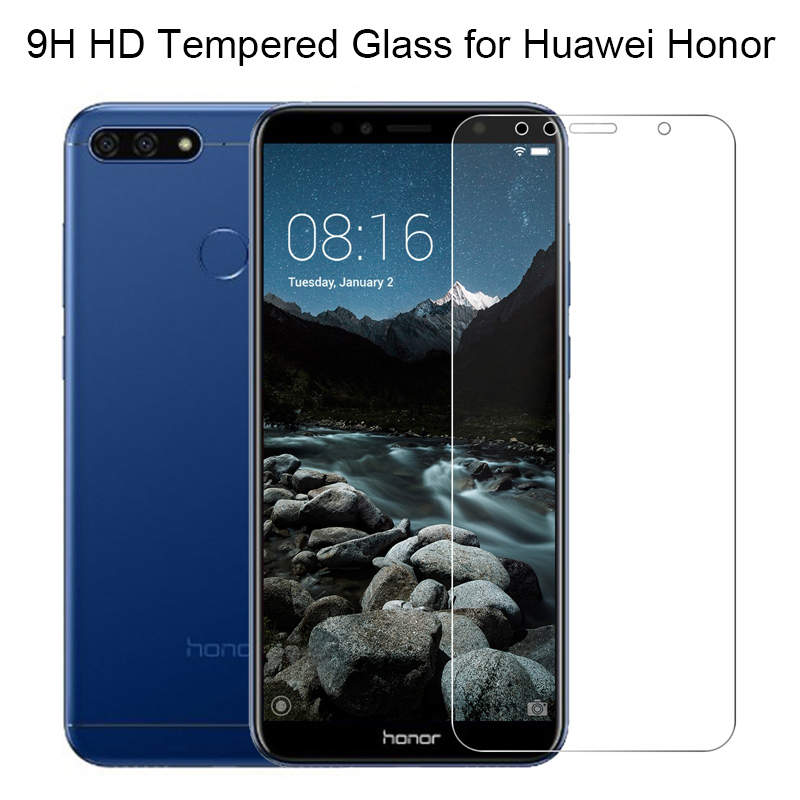 "Tempered Glass for Honor 6C 5C 4C Pro 3C Hard Protective Glass for Huawei Honor 6A 4A 3A 5A 5.5"" 5A Europe 5.0"" Screen Protector Pakistan"