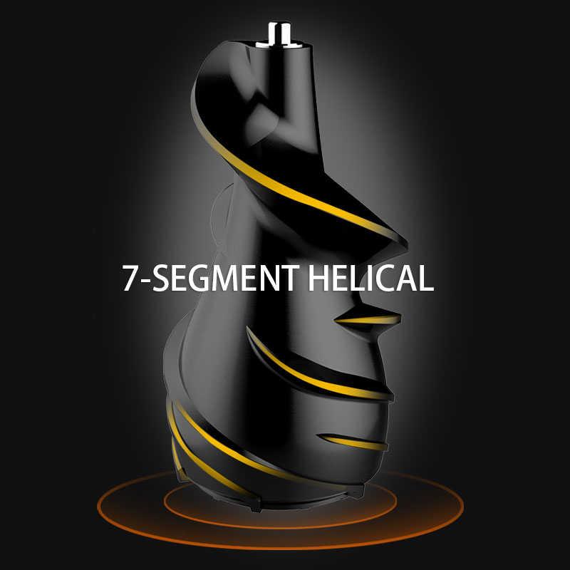 Miui Slow Juicer 7Lv Koude Pers Extractor Filterfree Patente Makkelijk Schoon 43Rpm Grote Diamete Quiete Bpa Gratis 2020 Multi-Kleur Pro