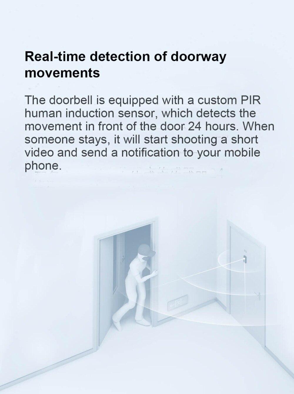 Xiaomi Mijia Smart Video Doorbell 2 Price in Bangladesh -4