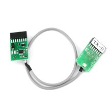 Dauerhaften Einsatz Radio Relais Station Repeater Stecker Kabel TX-RX Zeit Verzögerung für Motorola GM300 GM338 GM3188 GM3688's