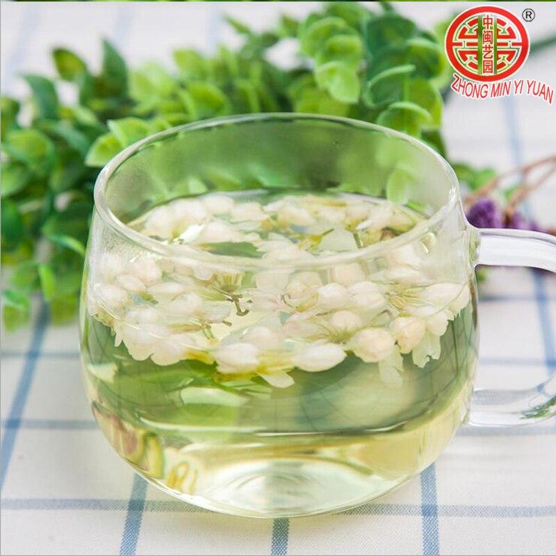 100g Fresh Jasmine Tea Natural Organic Premium Jasmine Green Tea Jasmine small Dragon Pearl Fragrance Flower Kung Fu Tea Food 4