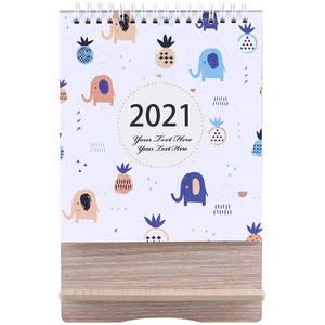 Creative Note-taking Calendar Tabletop Calendar Desk Calendar 2021 Calendar