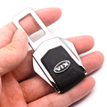 Накладка для ремня безопасности автомобиля зажим Безопасность Ремни штекер защелки ремня Безопасность пряжки ремня для KIA rio 3 4 KIA ceed cerato ...