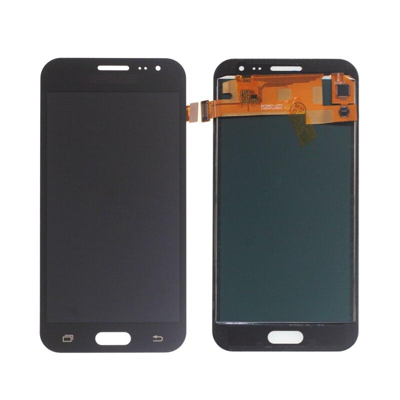 Для Samsung Галактики J2 в 2015 ЖК-дисплей с сенсорным экраном дигитайзер Ассамблеи для Samsung Gaxaxy J200F J200M J200H J200Y ЖК
