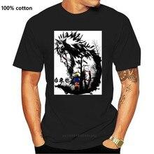 Men Jiraiya And 1Naruto Color Black T-Shirt Size S-3Xl summer 2020 Print Mens Summer O-Neck Casual T Shirts