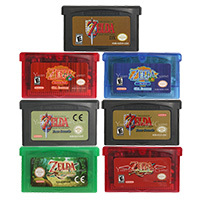 32 Bit Video Game Cartridge Console Card The Legend of Zeld Series US/EU Version For Nintendo GBA - sale item Games & Accessories