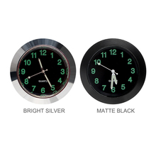 Automobile Quartz Luminous Clock Car Decoration Watch Ornaments Vehicle Auto Interior Watch Automotive Vents Clip Air Freshener car clock ornaments auto watch air vents outlet clip mini decoration automotive dashboard time display clock in car accessories