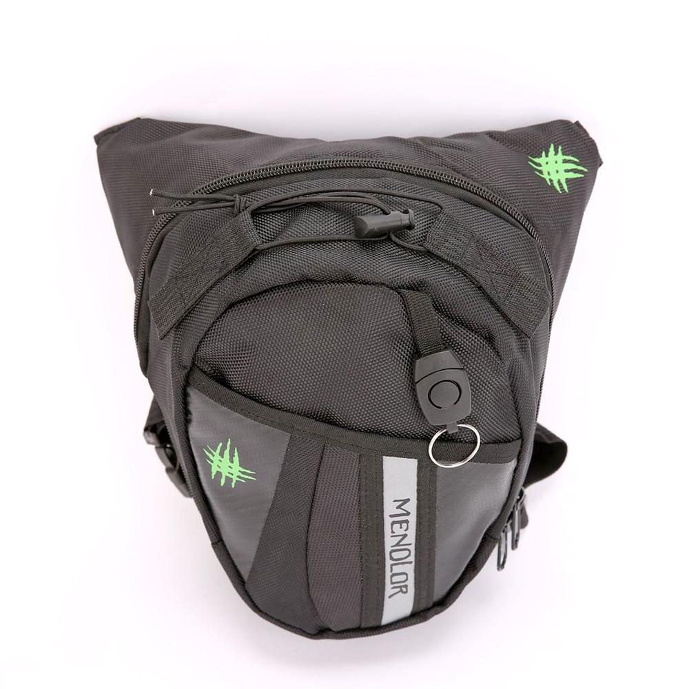 Мотоциклетная сумка для ног, водонепроницаемая поясная сумка в стиле Оксфорд, поясная сумка на бедрах, поясная сумка для мотоциклиста        АлиЭкспресс