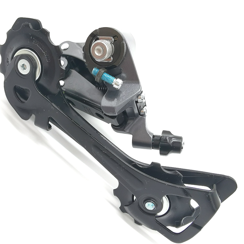 Shimano <font><b>Claris</b></font> RD-<font><b>R2000</b></font>-GS Bike Rear Derailleur 8 Speed Medium Cage Road Bicycle <font><b>R2000</b></font> Derailleur image