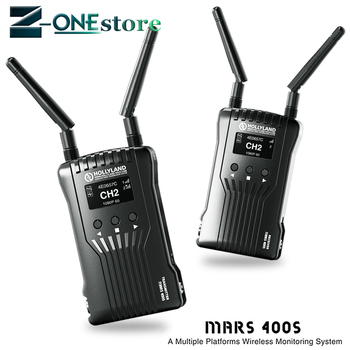 Mars 400s Wireless Video Transmission HD Image Transmitter Receiver HDMI SDI 1080P For Video Photography Youtube