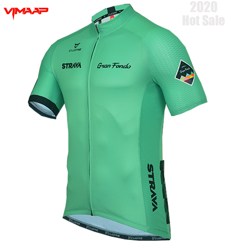 STRAVA Pro cycling jersey breathable bicycle clothing Ropa Ciclismo men summer quick-drying bike wear clothe triathlon shirt top