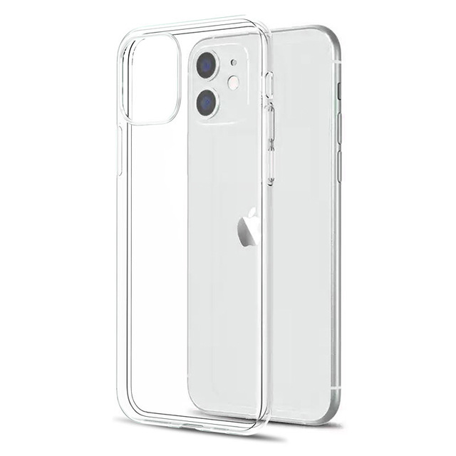 Ultra Thin Clear Case For iPhone 11 12 Pro Max XS Max XR X Soft TPU Silicone For iPhone 5 6 6s 7 8 SE 2020 Back Cover Phone Case 1