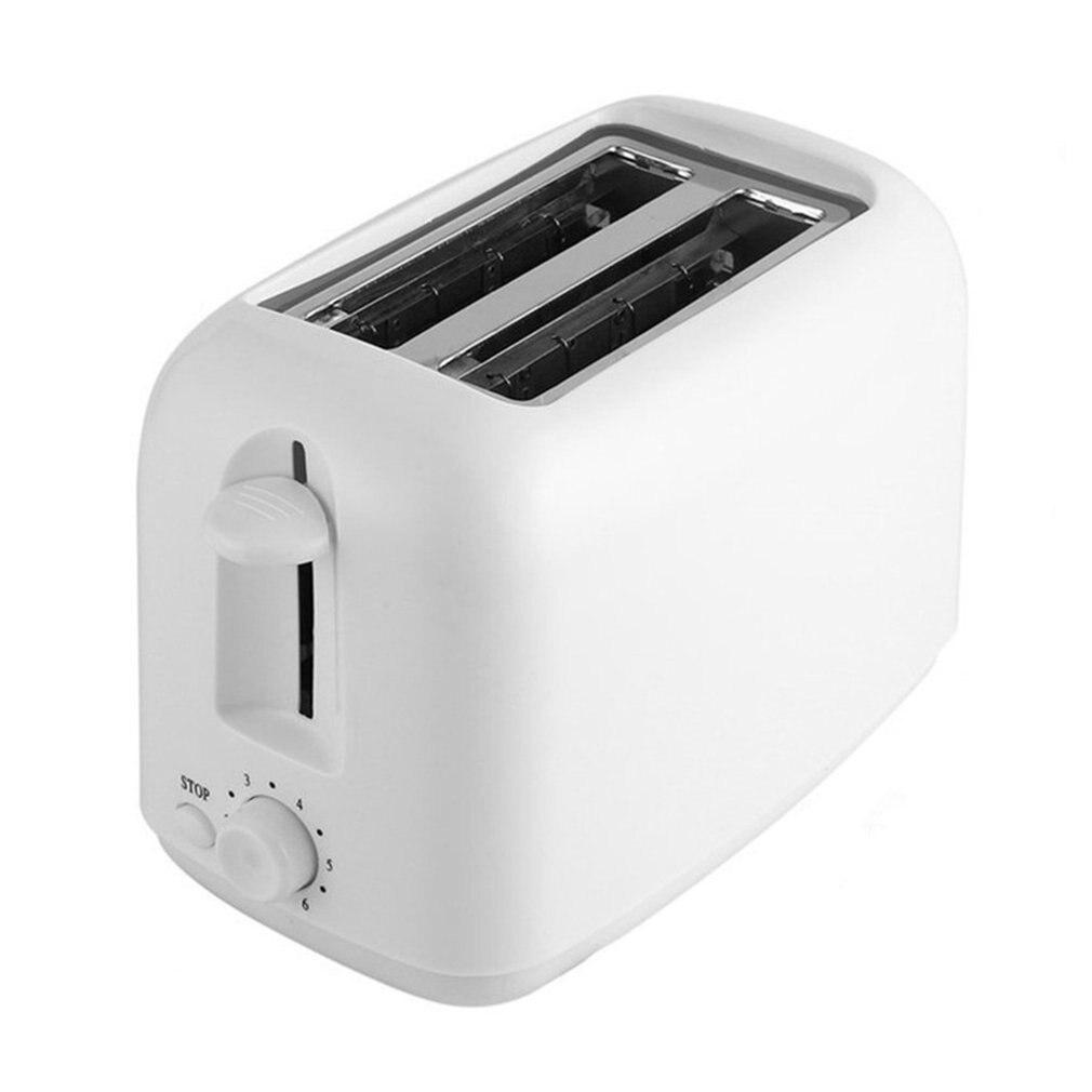 Ev Aletleri'ten Mutfak Robotları'de 800W ev otomatik ekmek yuvaları kahvaltı makinesi ekmek yapma makinesi 2 dilim tost pişirme çok fonksiyonlu 220V