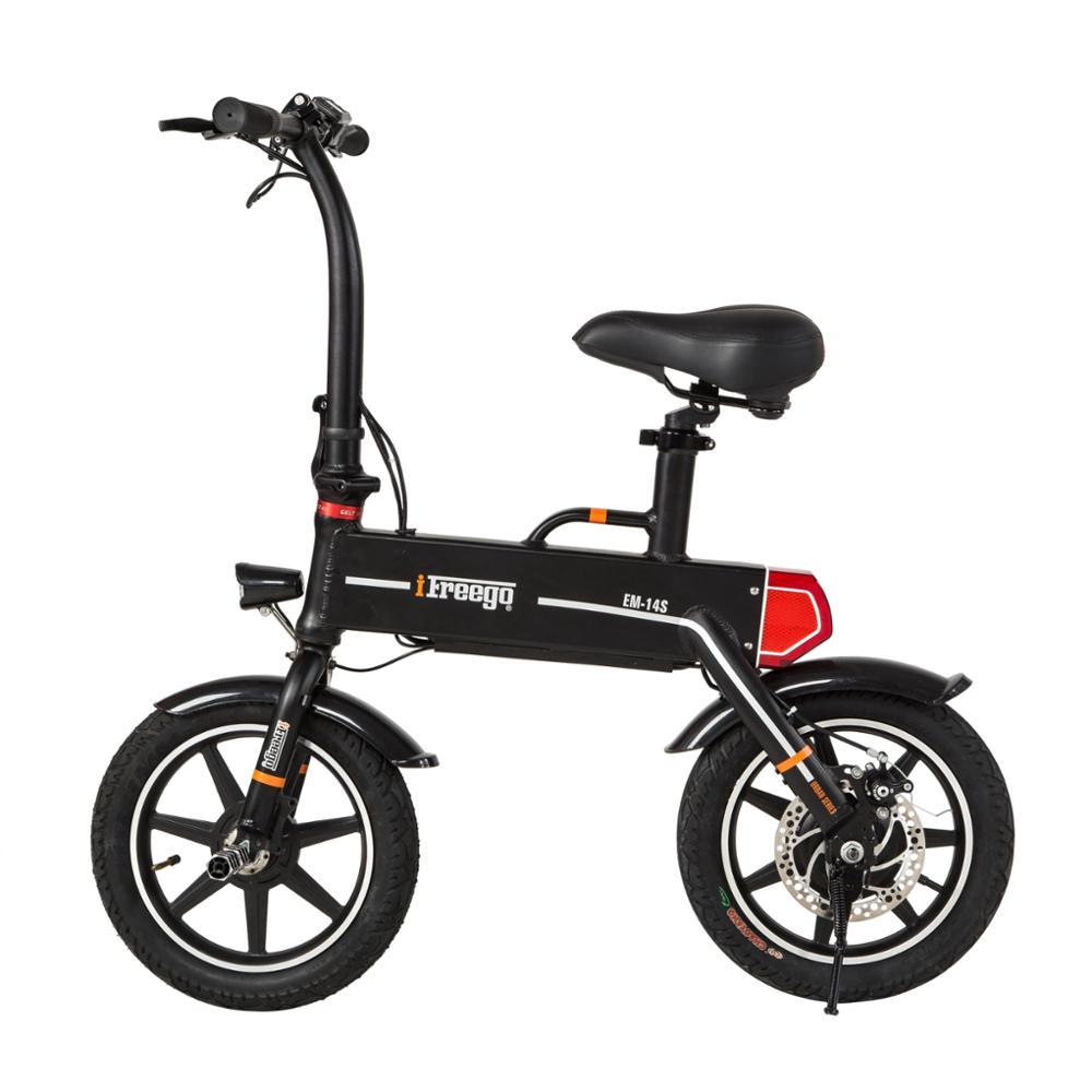 EM-14S 48v 1000w mid drive motor 10.2ah lithium battery fat tire electric bike for adults 1