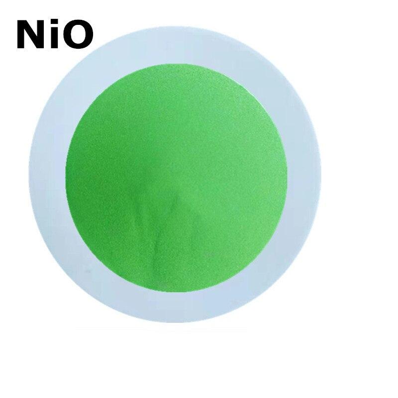 NiO Powder 99.9% Nickel Oxide Spherical Alloy Powder Element Metal 10um Micron Sensor Magnetic Material