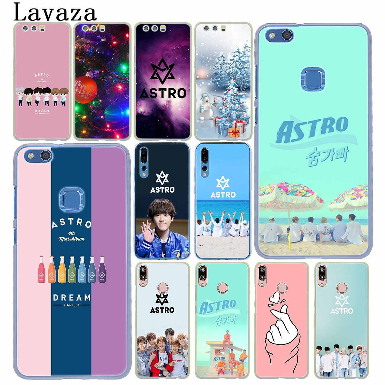 Lavaza KPOP ASTRO hartvormige Telefoon Case voor Huawei Y9 Y7 Y6 Prime 2019 2018 Honor 20 10 8C 8X8 9X9 Lite 7C 7X 7A Pro