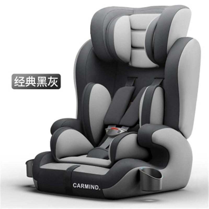 9M-12Y Children Kids Auto Safety Seat Protection Kids Safety Car Seat Baby Child Safety Seat Chair