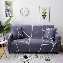 Geometric Sofa Cushion Elastic Cover Universal Couch Covers for Sofas Home Sofa Protector High Quality Stretch Silpcover 2018 new creative folding lazy sofas high quality sofa bed multifunctional couch for single double men