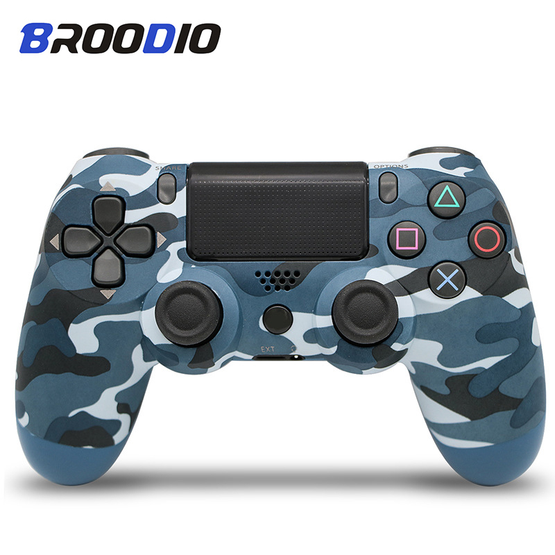 Bluetooth Wireless Joystick For Sony PS4 Gamepads Controller Fit Console For Playstation Dualshock 4 Gamepad For PS4 Controller