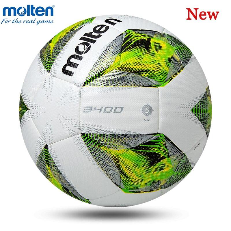 2020 Molten Soccer Ball Official Series 3400 Size 4 Size 5 Football Ball Professional Match Sports Training League Balls futbol