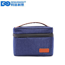 DENUONISS Small Cooler Bag Protable Fridge Oxford Food Refrigerator Bag EVA Insulated Picnic Bag Isothermal Cooler Ice Box Bag(China)