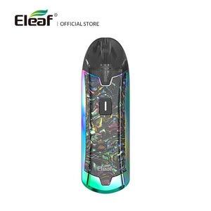 Image 5 - [RU/ES] оригинальный набор Eleaf Tance Max 4 мл со встроенной батареей 1100 мАч 15 Вт GS Air M 0.6 Ом/GS Air S 1.6ом Головка Катушки