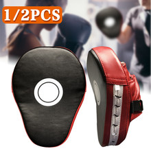 Boxing/Low Kick Target Pad Boxer Gloves for MMA Karate Sanda Free Fight Kids/Adults Sports Entertainment