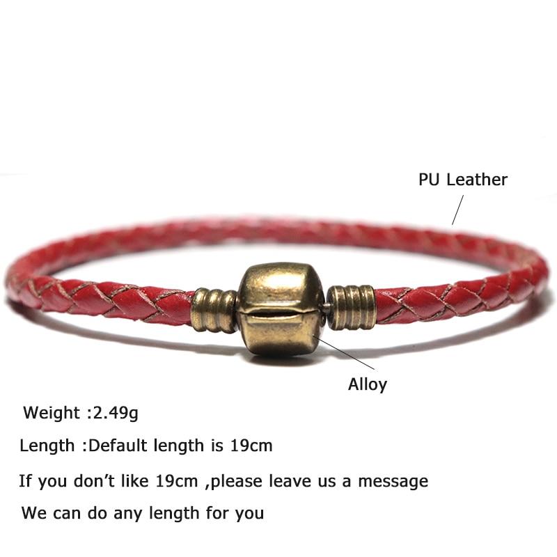 Bracelet cuir minimaliste 5