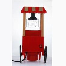 Классическая машина для попкорна, маленькая мини машина для попкорна, электрическая машина для попкорна