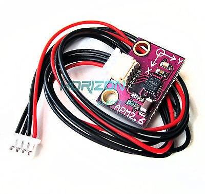 HMC5983 APM2.6 גבוהה דיוק מצפן חיצוני מגנטומטר טמפרטורה