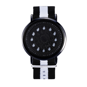 Image 3 - Saint Seiyas Constellation LED Watch 12 Zodiac Signs Theme Waterproof Wrist Watches Virgo Taurus Leo Christmas Gift